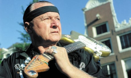 Dick Dale, godfather of surf guitar, dies aged 81