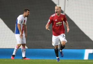 Manchester United 1 3 Crystal Palace Premier League As It Happened Football The Guardian