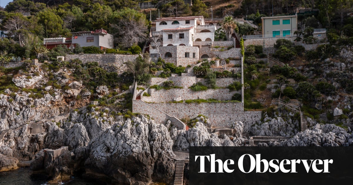 Buried in concrete: how the mafia made a killing from the destruction of Italy's south
