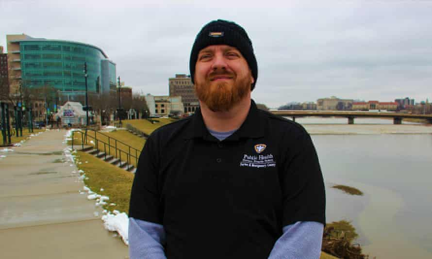 Randy Carmack struggled with drugs but is now a certified peer recovery supporter