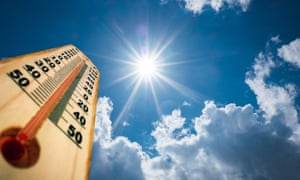 Soaring temperatures are affecting greater areas than they used to.