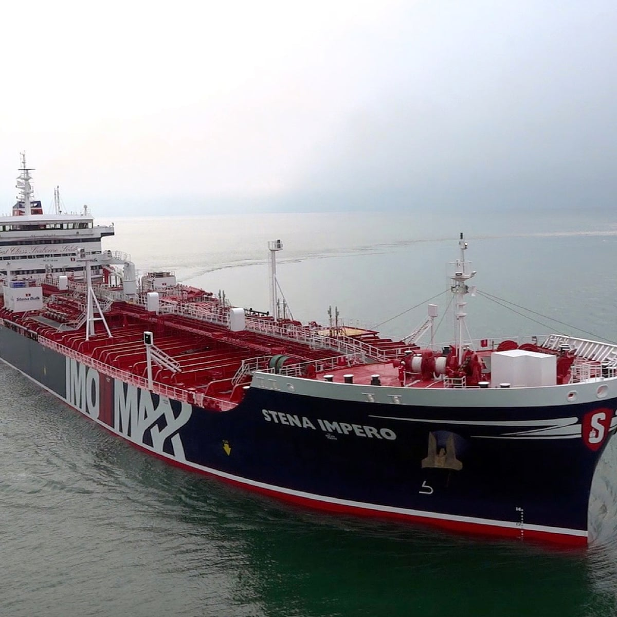Iran stokes Gulf tensions by seizing two British-linked oil ...