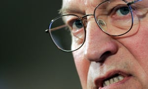 Dick Cheney … 'Others became overly aggressive.'
