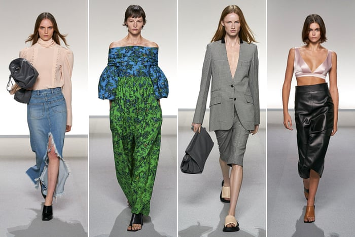 The 20 Key Shows From Paris Fashion Week In Pictures Fashion The Guardian