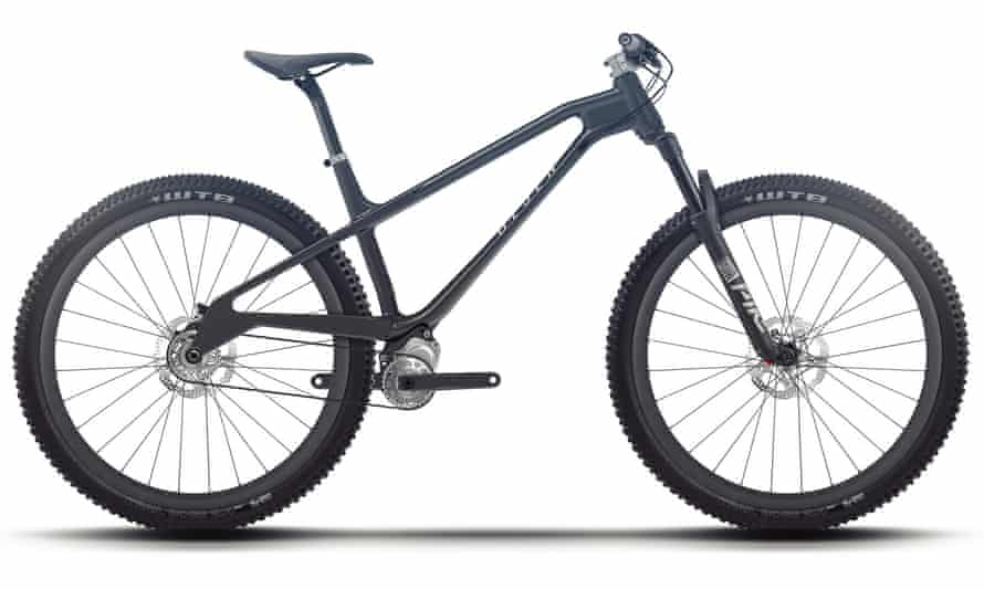 Rough rider: the N1 from Olsen Cycles is ready to do battle with whatever nature throws at it