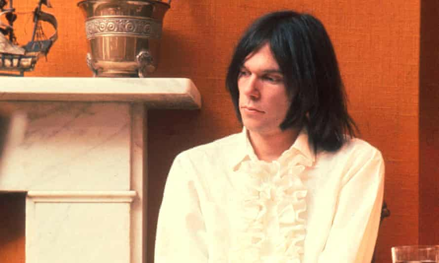Neil Young in 1970
