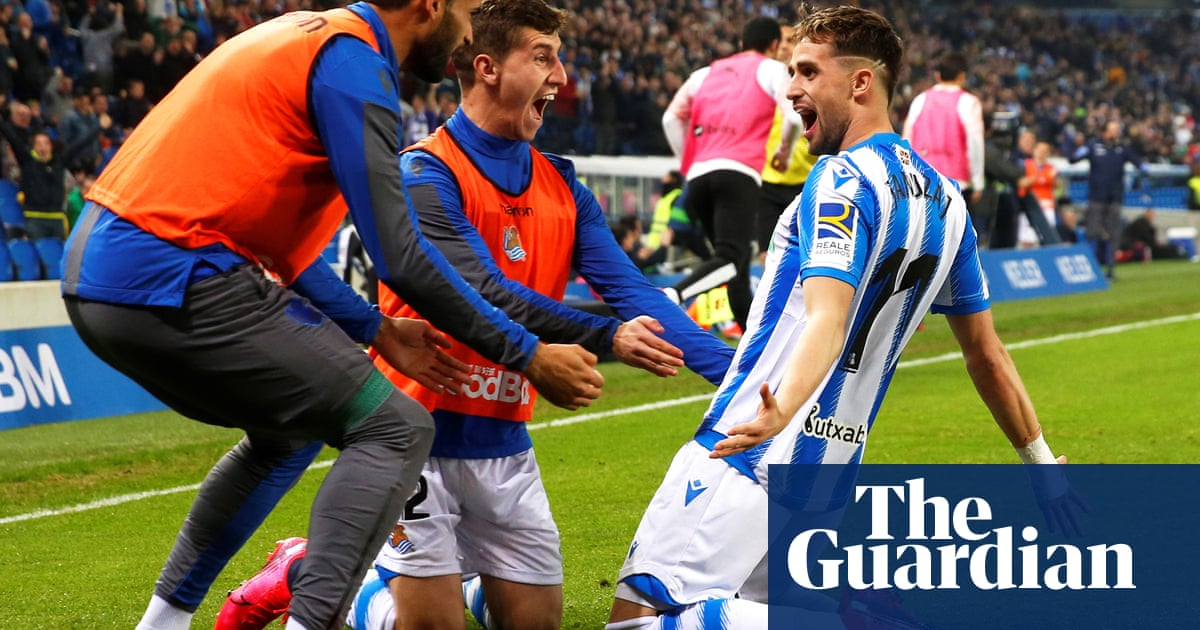How Real Sociedad thrashed a third-division team 8-0 but won their hearts | Sid Lowe