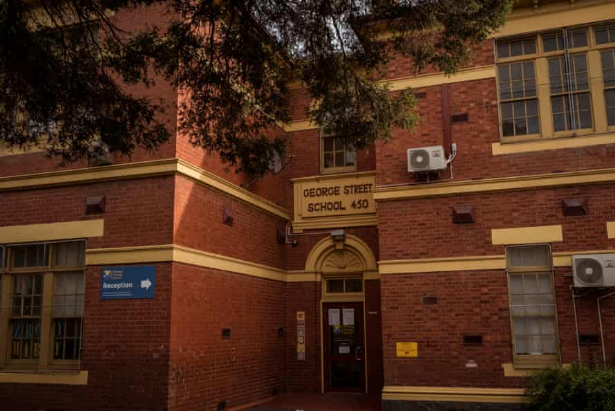 Fitzroy Primary School.