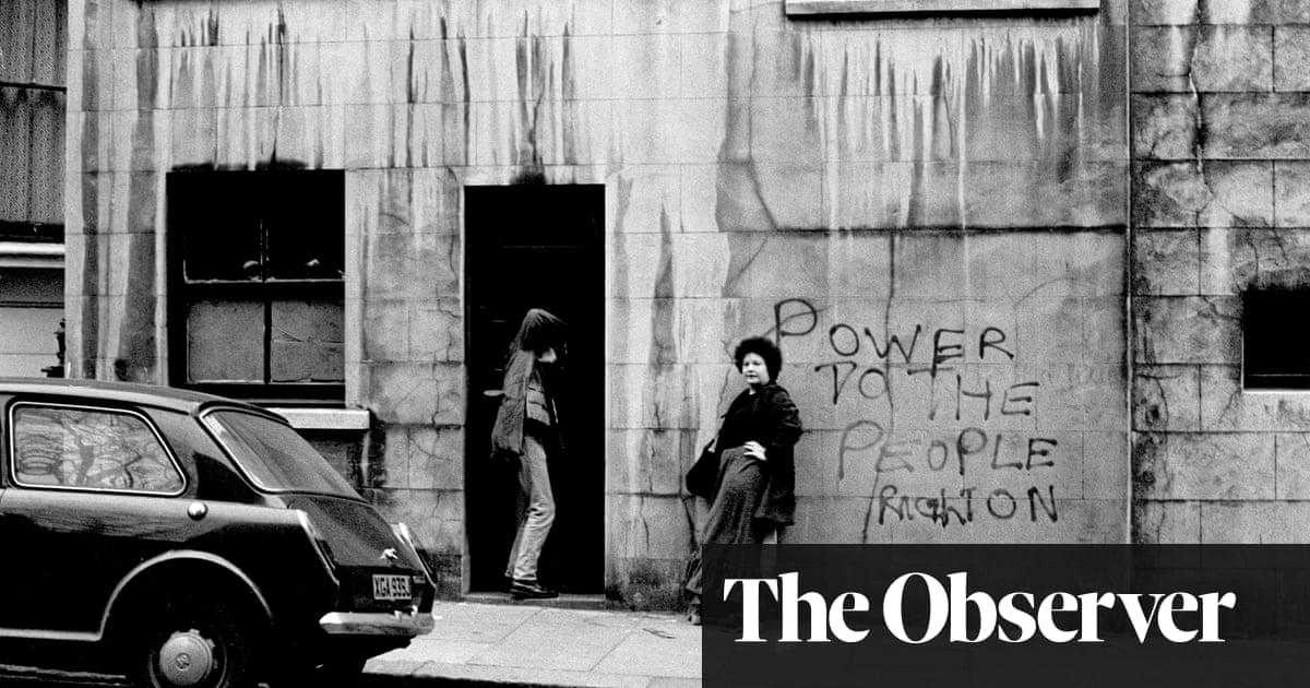 Souvenir by Michael Bracewell review – the London that time forgot