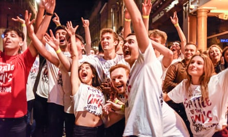 """""""I hate to break it to you, but that crazy freshers' week you were promised will be more bed than bedlam."""""""