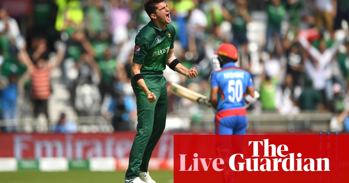 Try These Cricket World Cup 2019 Live Pakistan Vs