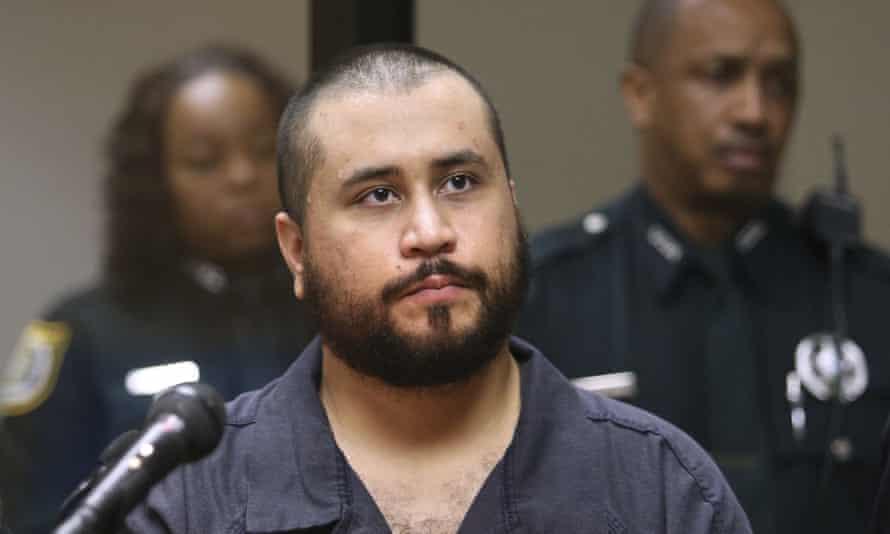 George Zimmerman, the accused.
