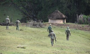 Thousands of homes have reported to have been burned down by Kenyan Forestry Service rangers in the Embobut forest.