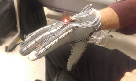 cornell unversity sign language glove