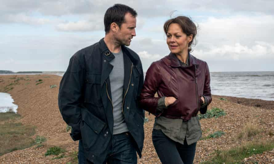 'The watch of the early summer': Helen McCrory and Jonathan Forbes in Fearless.