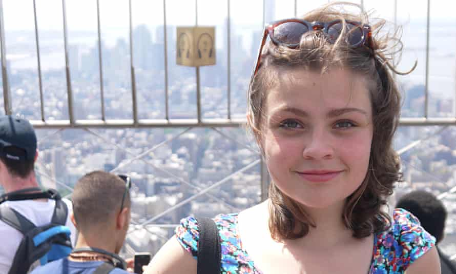 Issy Raban had cancer. Her father is developing an app to improve hospital experiences