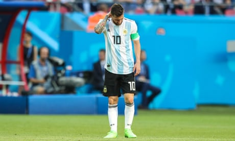 World Cup 2018: Messi, Ronaldo out and Spain v Russia buildup – live!