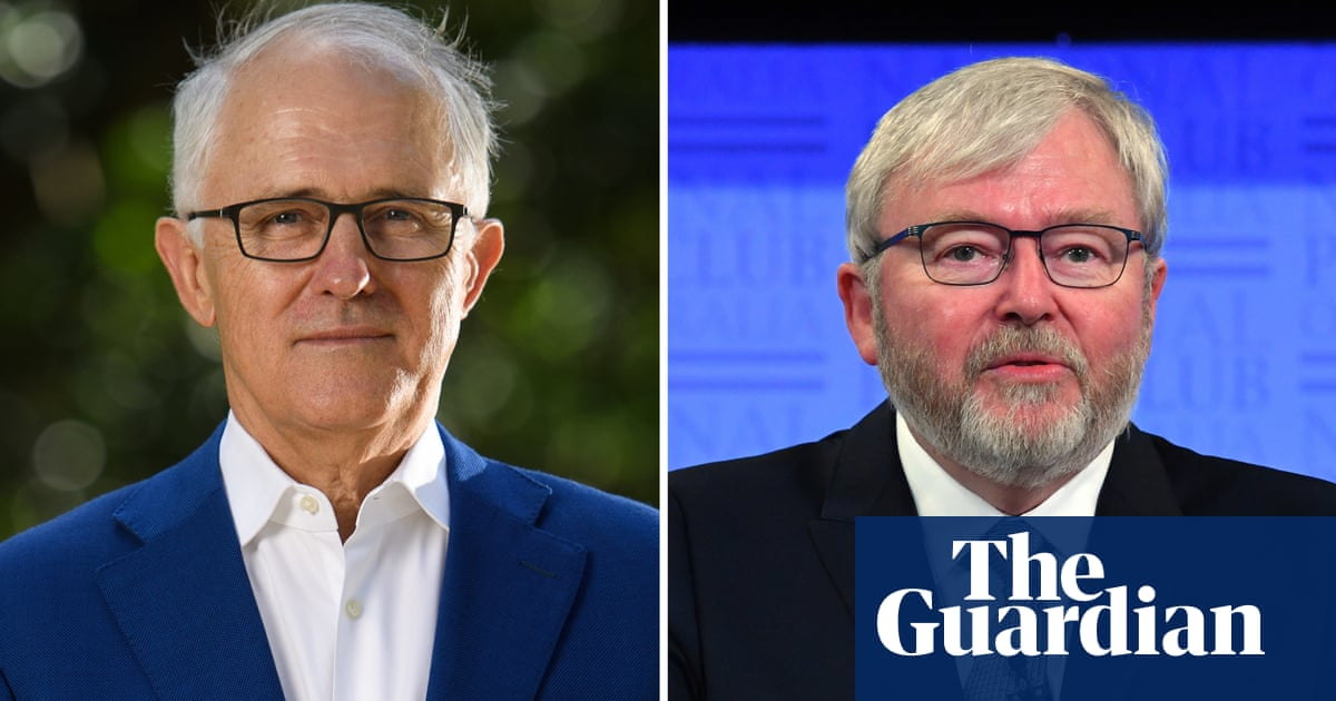 Former PMs apologise to Pacific leaders for Australia's apathy on climate crisis