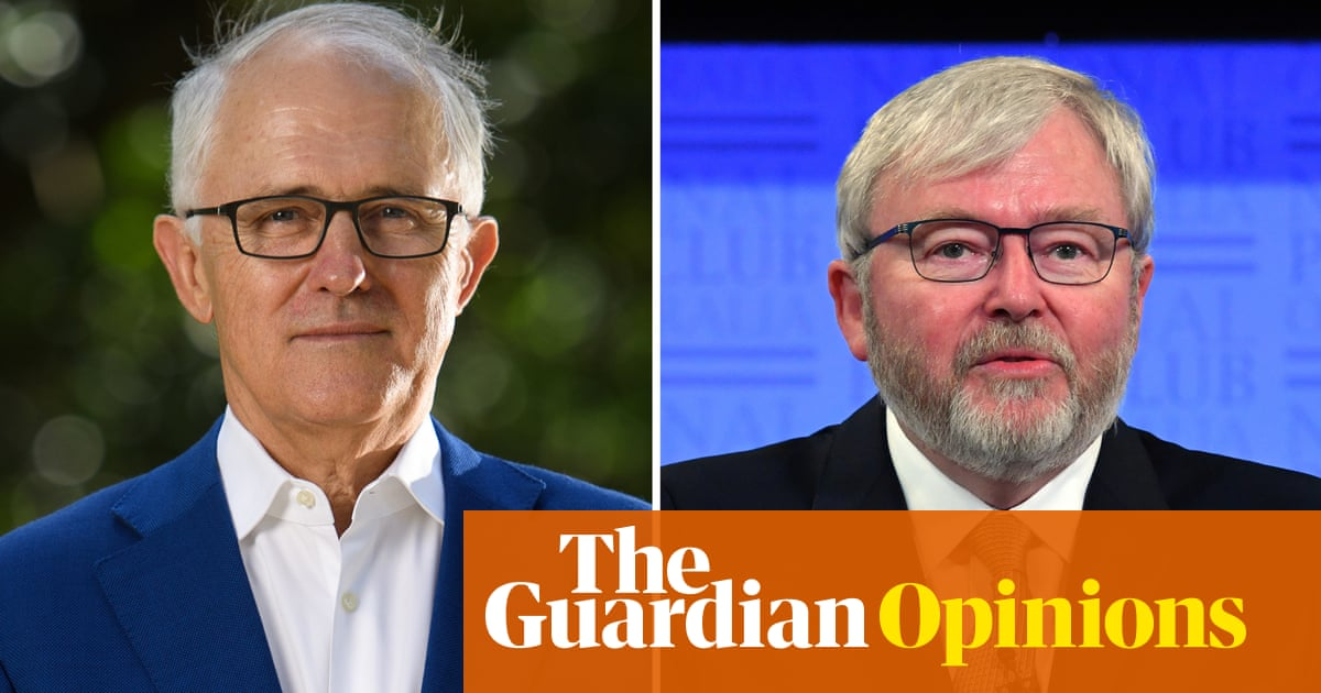 Australia's ambition on climate change is held back by a toxic mix of rightwing politics, media and vested interests