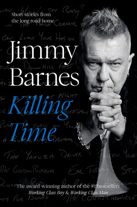 Killing Time, Jimmy Barnes' third treatise, will be published by Harper Collins in October 2020.