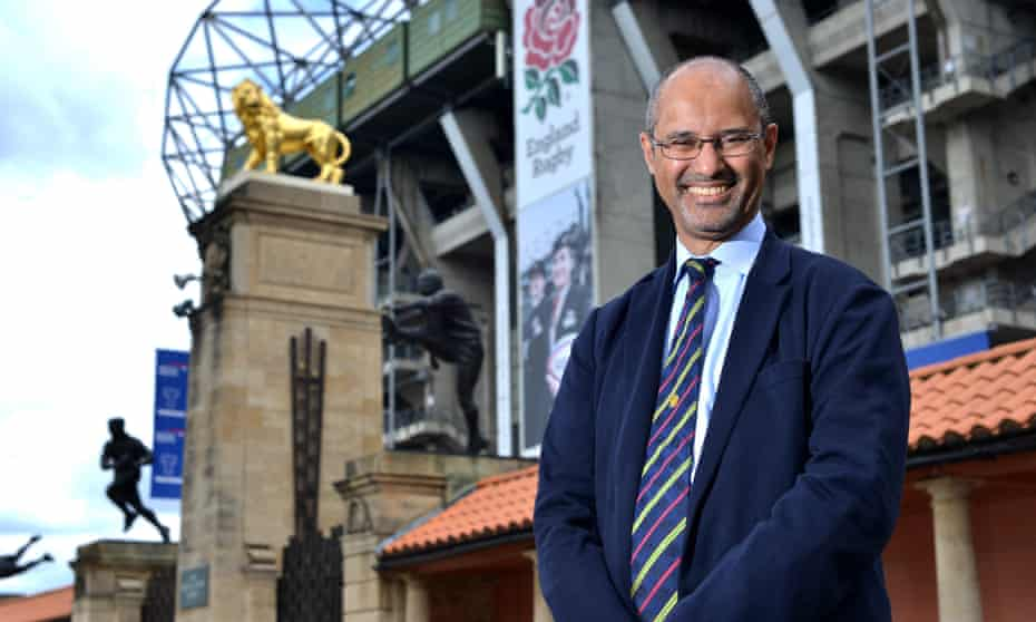 Tom Ilube was appointed the first black chair of a British national sporting organisation in August.