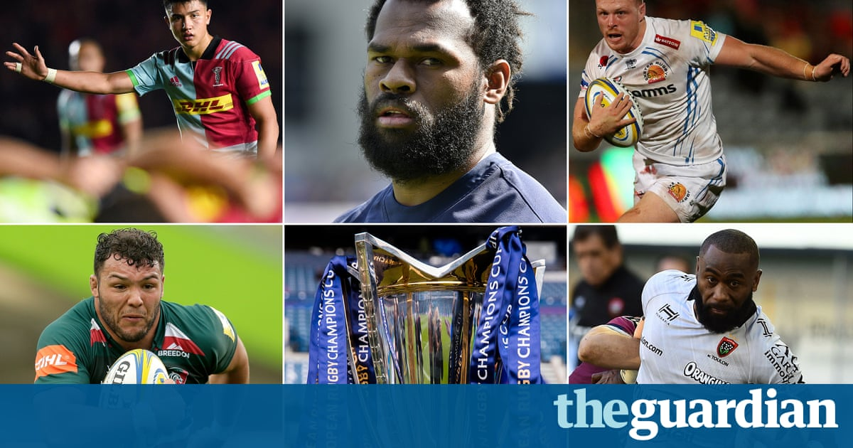 European Rugby Champions Cup 2017-18: pool-by-pool guide | Gerard Meagher