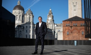 Steve Rotheram, Liverpool's metro mayor. 'I just want to concentrate on securing economic support.'