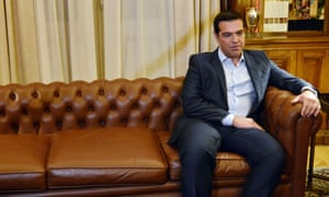 'A snap election means Tsipras can capitalise on the glow of his early months before the pain of the new measures really starts to bite.'