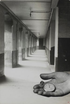 Hôpital des Quinze-Vingts, 1928Lotar's, whose work was visually daring and more socially engaged than the work of many other surrealists, using photography to document the dramas and struggles of everyday French people