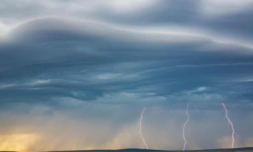 Alaska lightning