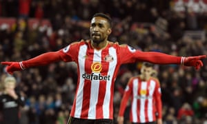 Jermain Defoe is Sunderland's leading scorer this season with 11 as the club battle against relegation.