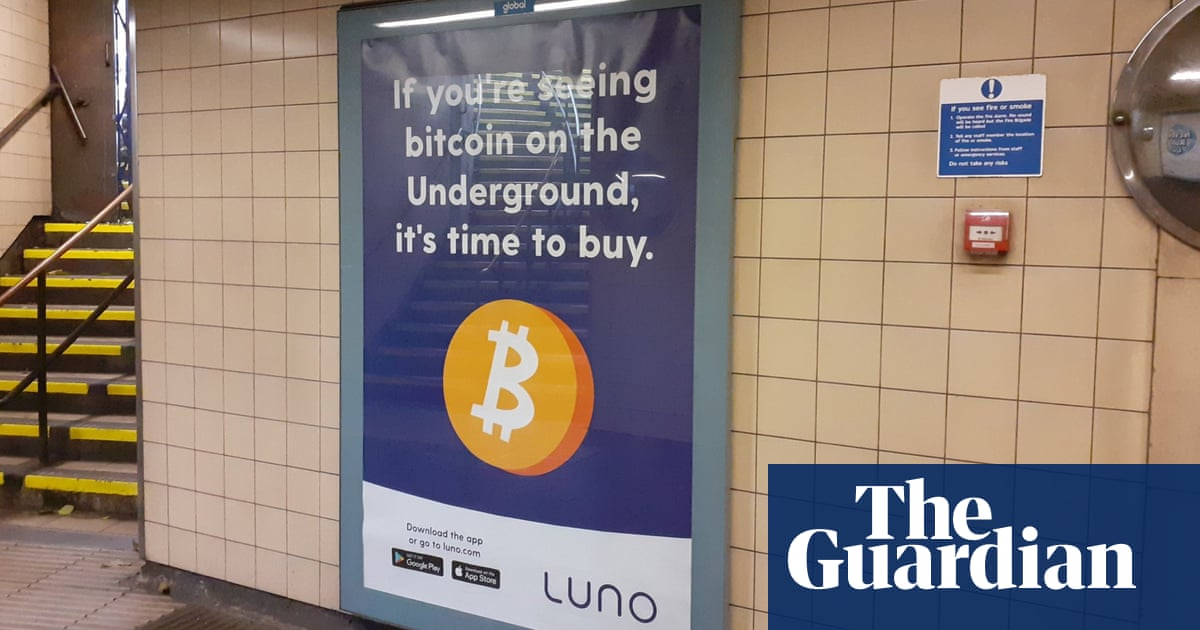 'Time to buy' bitcoin adverts banned in UK for being irresponsible