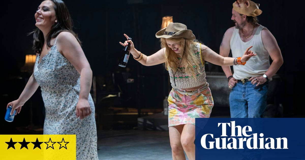 The Return of Ulysses review – tenderness and thuggery plus a touch of the Pythons
