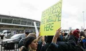 refugees travel ban