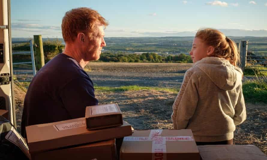Best British film nomination … Sorry We Missed You.