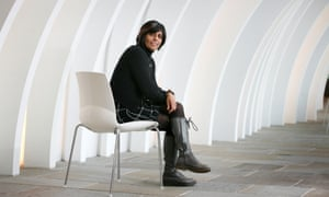 Kully Thiarai director of National Theatre Wales