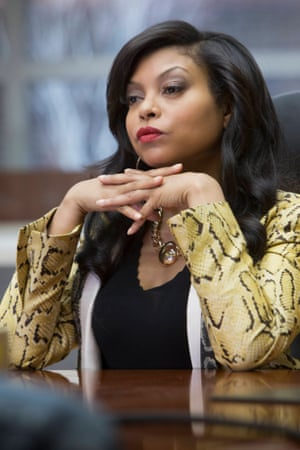 As Cookie Lyon in Empire.