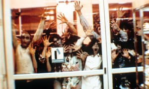 Dawn of The Dead, 1978, directed by George A Romero.