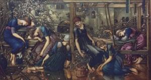 The Garden Court, 1874-84 by Edward Burne-Jones.