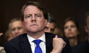 Don McGahn has been asked to turn over documents by 7 May and testify in public on 21 May.