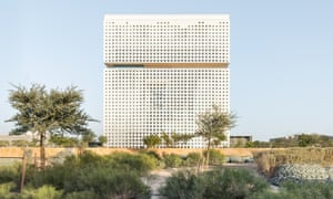How landmark buildings became weapons in a new Gulf war