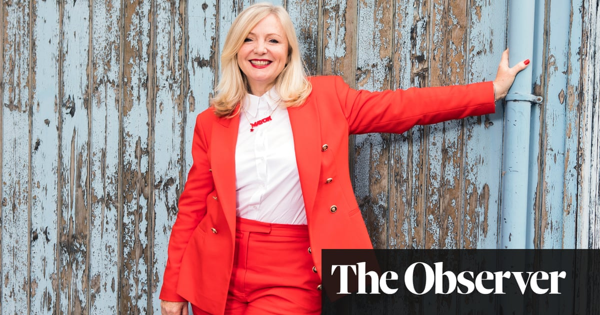 Tracy Brabin: 'I looked around and all the other mayors were men…'