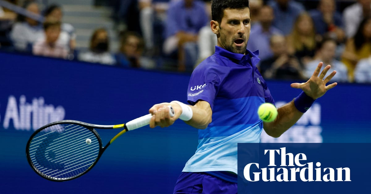 Djokovic two wins from history after topping Berrettini in US Open last eight