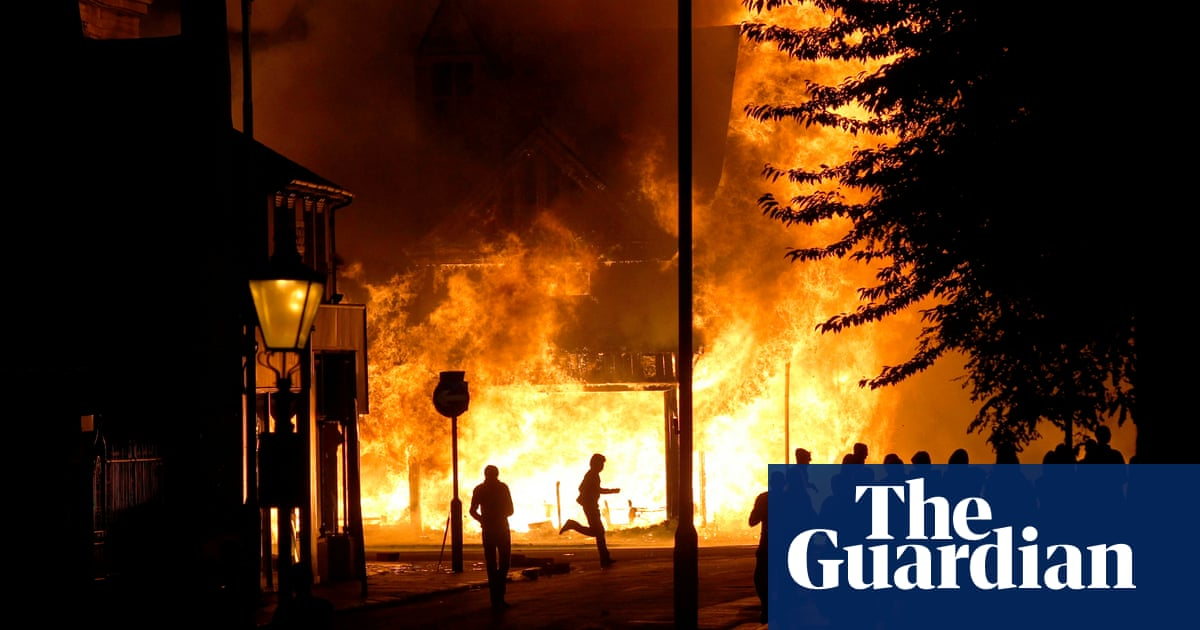 The UK riots, 10 years on: 'Young people were watching their futures disappear before their eyes'