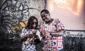 Nigeria's first biennial art exhibition called Living on the Edge