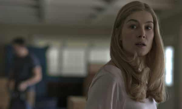 OSAMUND PIKE Character(s): Amy Dunne Film 'GONE GIRL' (2014) Directed By DAVID FINCHER