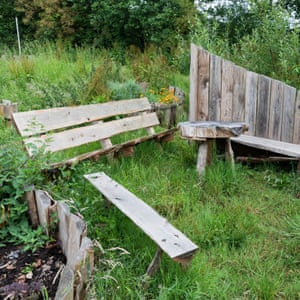 Seating in Permaculture