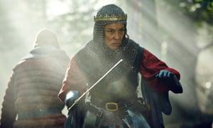Sophie Okonedo as Margaret in Henry VI Part II
