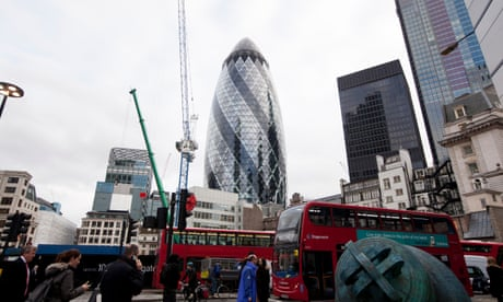 All Europe will suffer if London loses financial clout, says Bank deputy