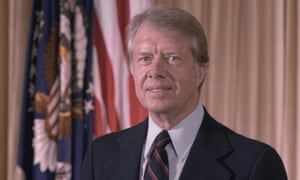 Official portrait of President Jimmy Carter.